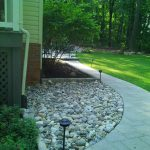 Landscaping, Lighting, & Patio Paver Walkways in Frederick MD
