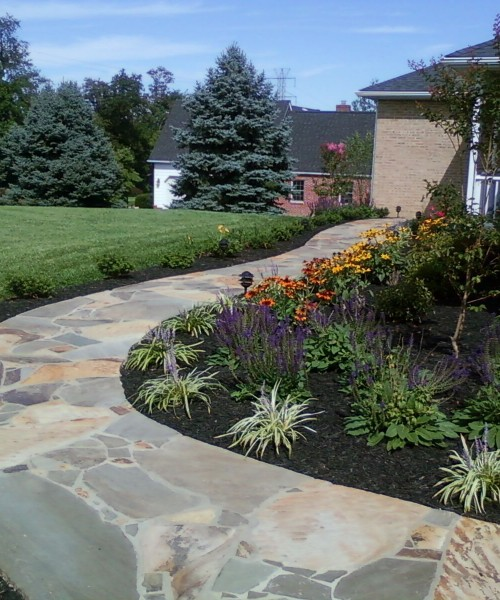 Landscaping And Patio Paver Walkways  Frederick MD ...