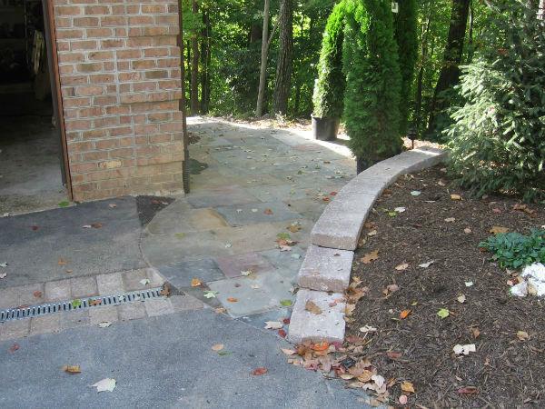 Drainage Solutions - Landscape Design - Frederick, MD