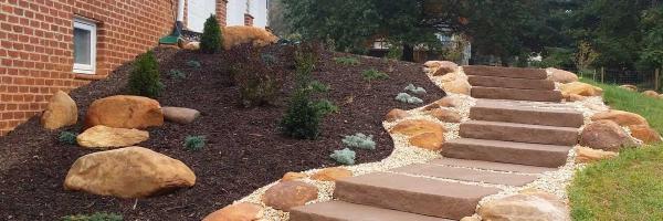 Landscape Design Installation Maintenance Service Frederick