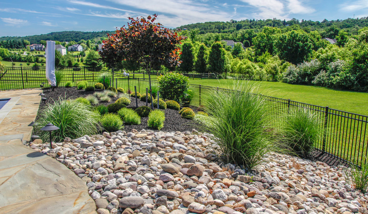Landscape design installation maintenance service for Landscape design services